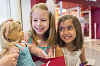 NORTH POINT MALL AND AMERICAN GIRL BOUTIQUE & BISTRO