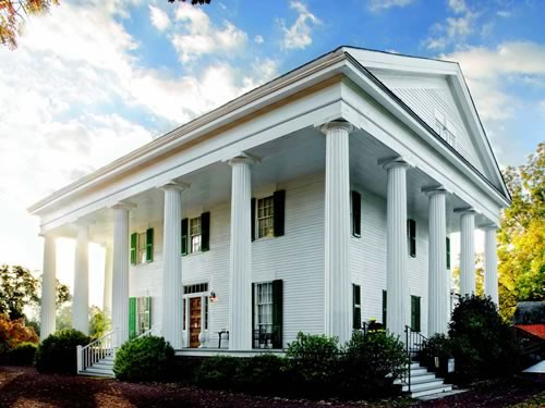 Barrington Hall, Roswell